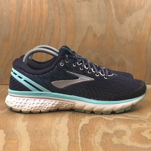 Brooks Women's Ghost 11 Running Navy Blue